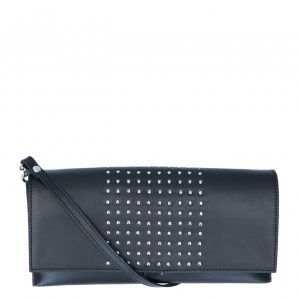 LouLou Essentiels Stud Clutch black Damestas