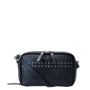 LouLou Essentiels Stud Pouch black Damestas