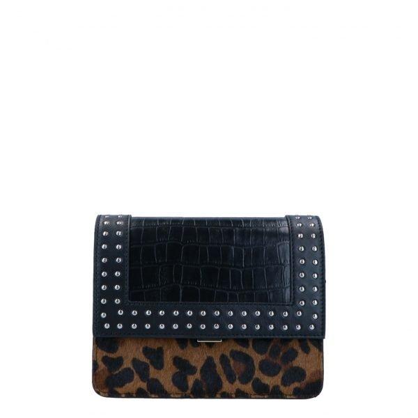 LouLou Essentiels Wild Bag leopard Damestas