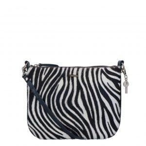 LouLou Essentiels Wild Bag zebra Damestas