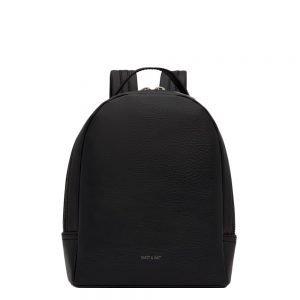 Matt & Nat Dwell Olly Backpack black Damestas