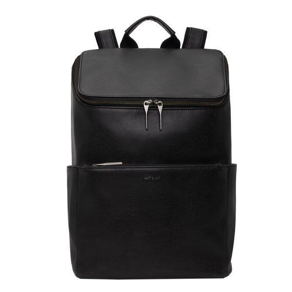 Matt & Nat Vintage Dean Backpack black backpack