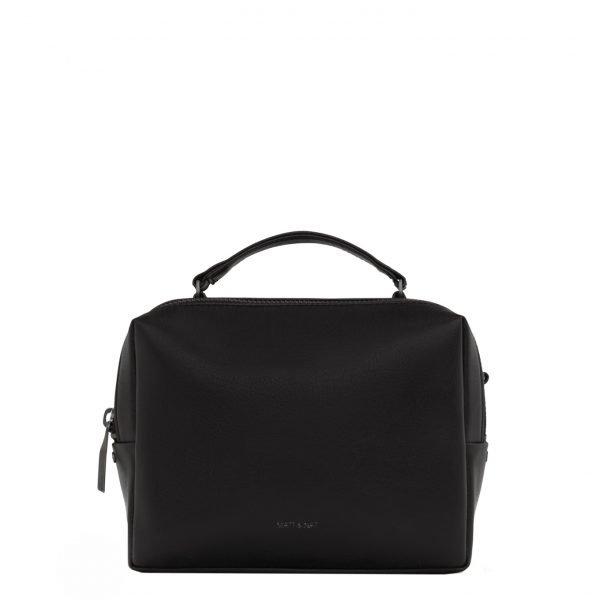Matt & Nat Vintage Liv Crossbody Bag black Damestas