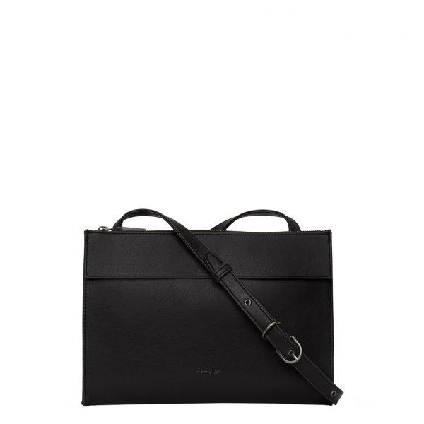Matt & Nat Vintage Onra Shoulder Bag black Damestas