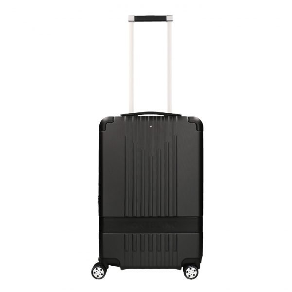 Montblanc MY4810 Trolley Cabin Compact black Harde Koffer
