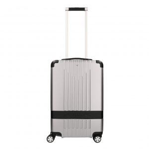 Montblanc MY4810 Trolley Cabin Compact silver Harde Koffer