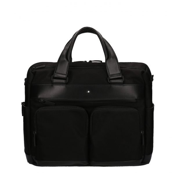 Montblanc Nightflight Document Case Medium black Aktetas