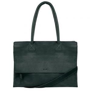 MyK. Mustsee Bag emerald green Damestas