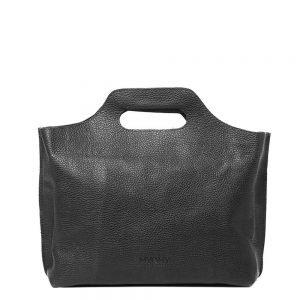 Myomy Carry Bag Handbag rambler black Damestas