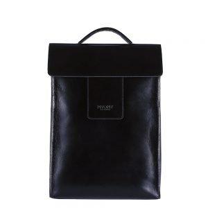 Myomy Home Bag Backbag hunter waxy black backpack