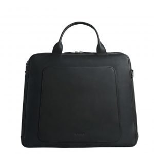 Myomy My Locker Bag Business hunter off black Aktetas