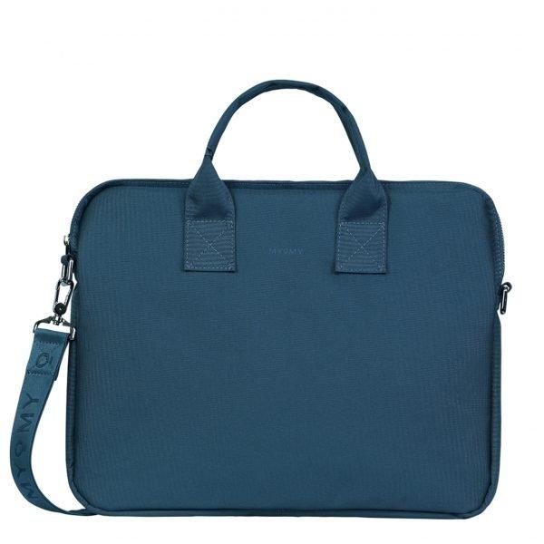 Myomy Philip Bag Laptopbag blue
