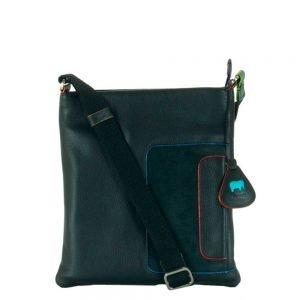 Mywalit Havana Top Zip Bag black/pace Herentas