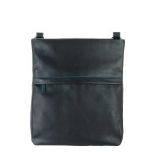 Mywalit Kyoto Large backpack black/pace Leren tas