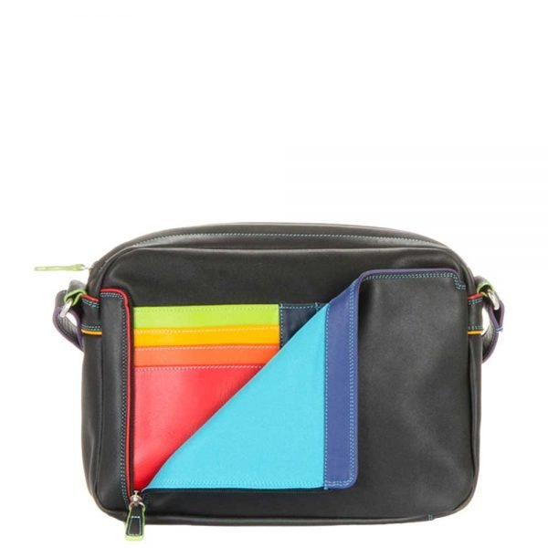 Mywalit Office Collection Small Organiser Cross Body Bag black/pace Damestas