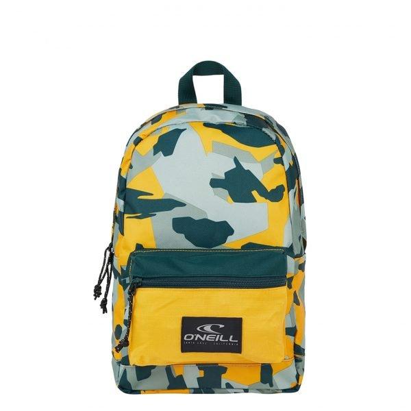 O'Neill Coastline mini Backpack green aop