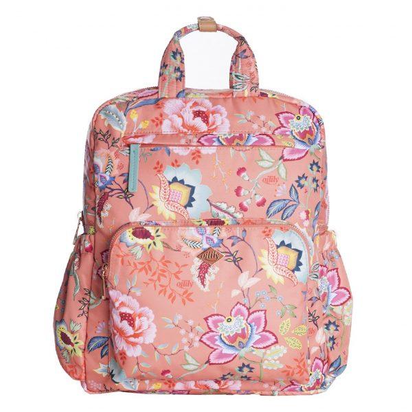 Oilily Color Bomb M Backpack camelia Damestas
