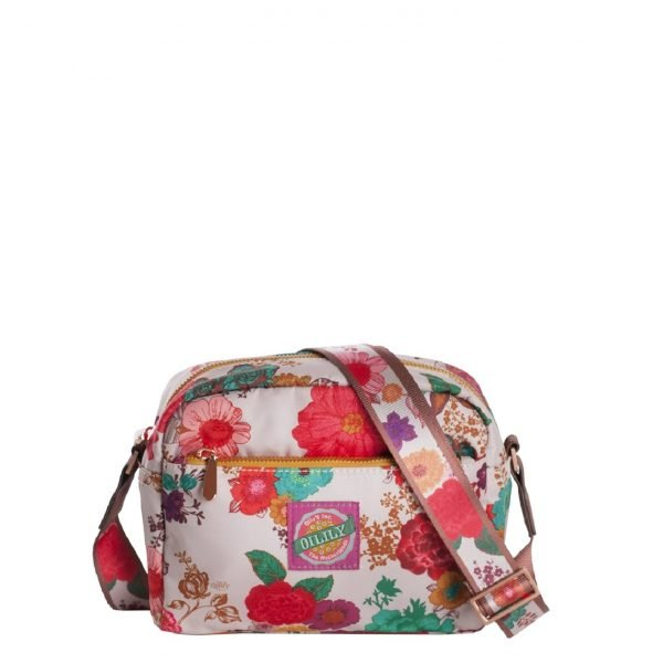 Oilily Color Splash XS Shoulder Bag winter white Damestas