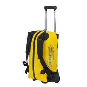 Ortlieb Duffle RG 34L sunyellow / black Handbagage koffer Trolley