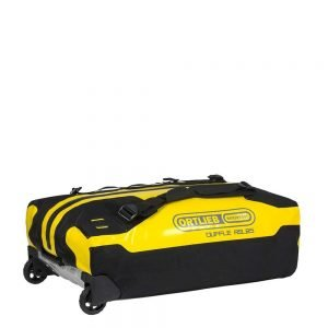 Ortlieb Duffle RS 85L sunyellow / black Handbagage koffer Trolley