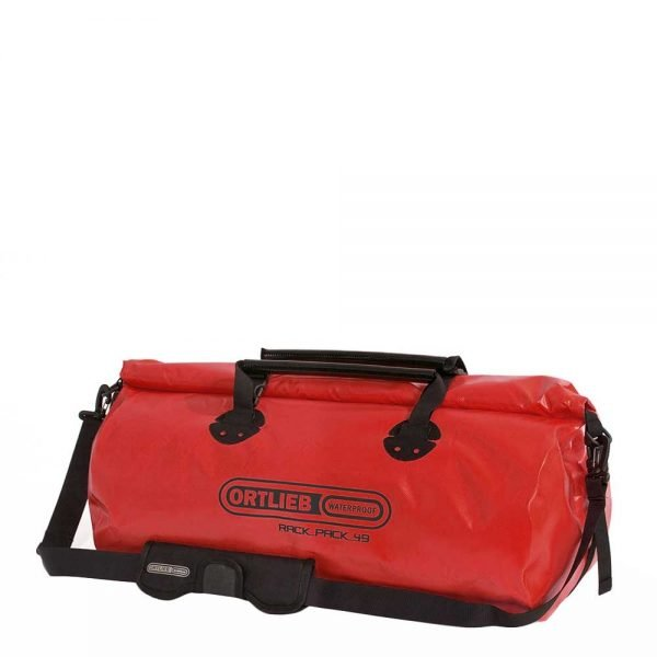 Ortlieb Rack-Pack 49 L red Weekendtas