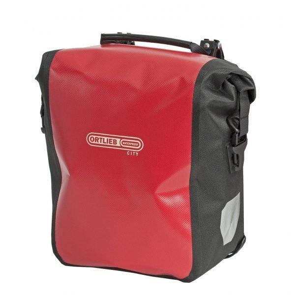 Ortlieb Sport-Roller City QL1 25L red/black