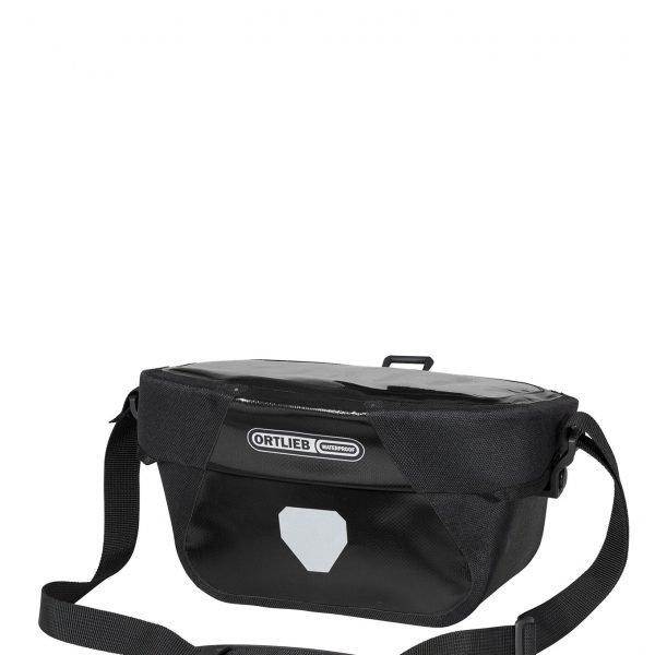 Ortlieb Ultimate Six Stuurtas Classic 5L black