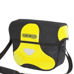 Ortlieb Ultimate Six Stuurtas Classic 7L yellow/black
