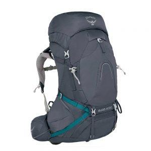 Osprey Aura AG 50 Small Backpack vestal grey backpack