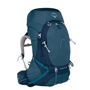 Osprey Aura AG 65 Small Backpack challenger blue backpack