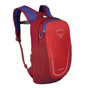 Osprey Daylite Kids cosmic red backpack