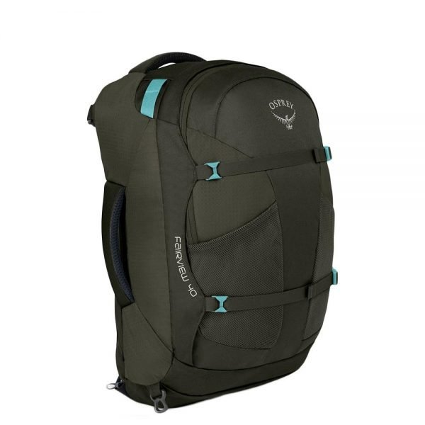 Osprey Fairview 40 S/M Carry-on Backpack misty grey backpack