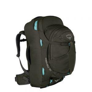 Osprey Fairview 70 S/M Travel Backpack misty grey backpack
