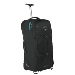 Osprey Fairview Wheels 65 black Reistas