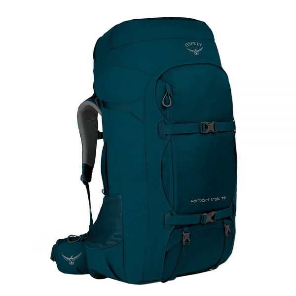 Osprey Farpoint Trek 75 petrol blue backpack