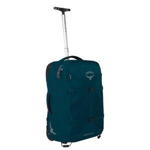 Osprey Farpoint Wheels 36 petrol blue Handbagage koffer Trolley