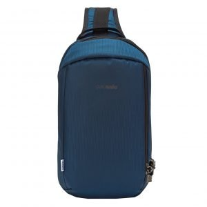 Pacsafe Vibe 325 Anti-Theft Sling Pack Econyl ocean backpack