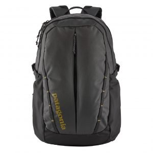 Patagonia Refugio Pack 28L forge grey w/textile green