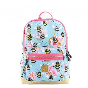 Pick & Pack Bee Backpack M sky blue Laptoprugzak