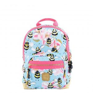 Pick & Pack Bee Backpack S sky blue Kindertas