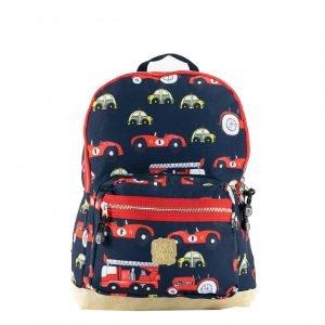 Pick & Pack Cars Backpack M navy Laptoprugzak