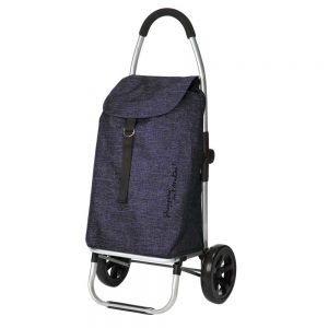 Playmarket Go Two Compact Boodschappentrolley jeans Trolley