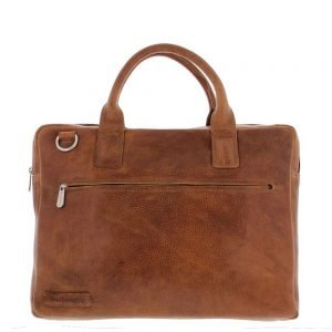 "Plevier Urban Brooklyn Laptop Toploader 1 vaks 15.6"" cognac"