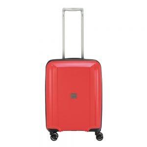 Princess Traveller Havana PP Cabin Trolley red Harde Koffer