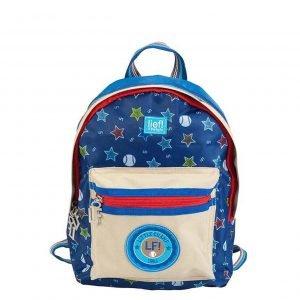 Princess Traveller Lief! Backpack Stars blauw Kindertas