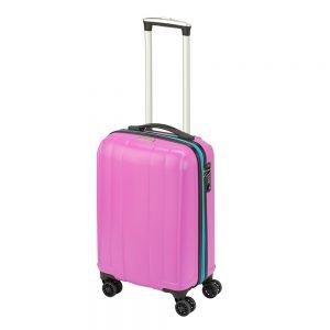Princess Traveller Montreal Cabin Trolley S pink Harde Koffer