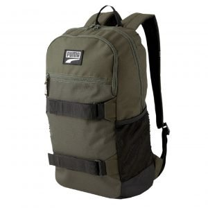 Puma Deck Backpack forest night