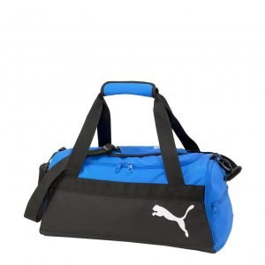 Puma TeamGOAL 23 Teambag S electric blue / puma black Weekendtas