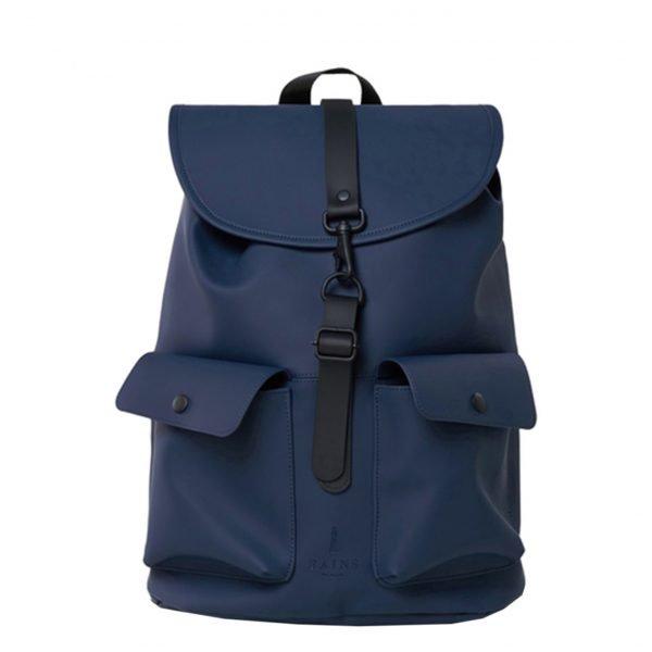 Rains Camp Backpack blue backpack