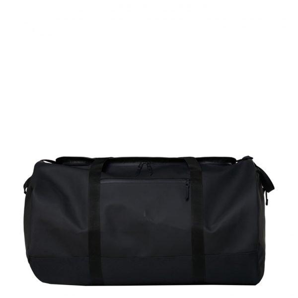 Rains Duffel Bag XL black Weekendtas